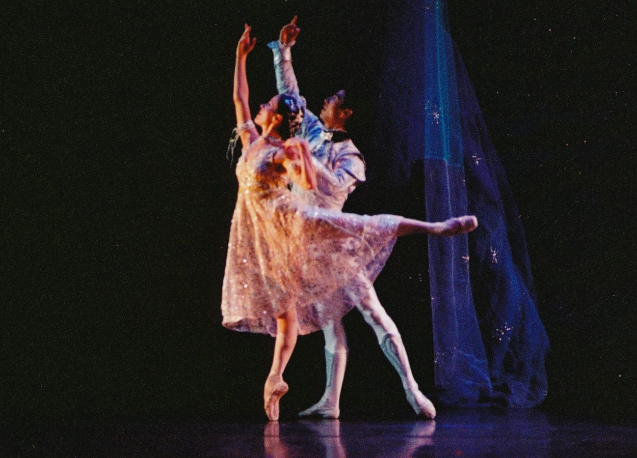 Larissa Fletcher Principal  Role Cinderella with Ou Lou, Cinderella, Jack Carter, 2000