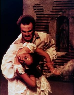 Rosetta Cook: Carmen - with Dale Johnston, 1981, QLD Ballet