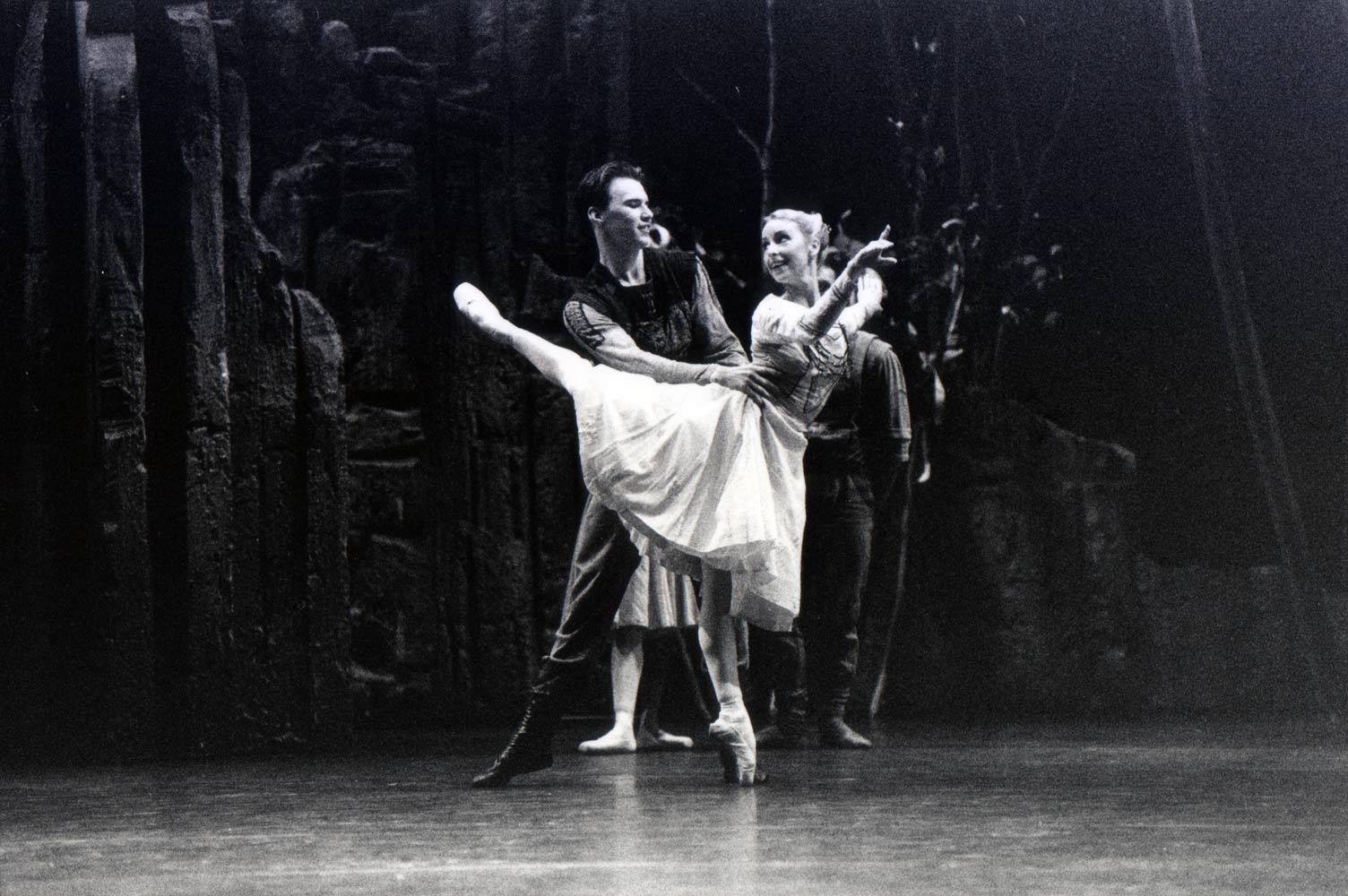 Michelle White: Giselle - David Kierce, 1991