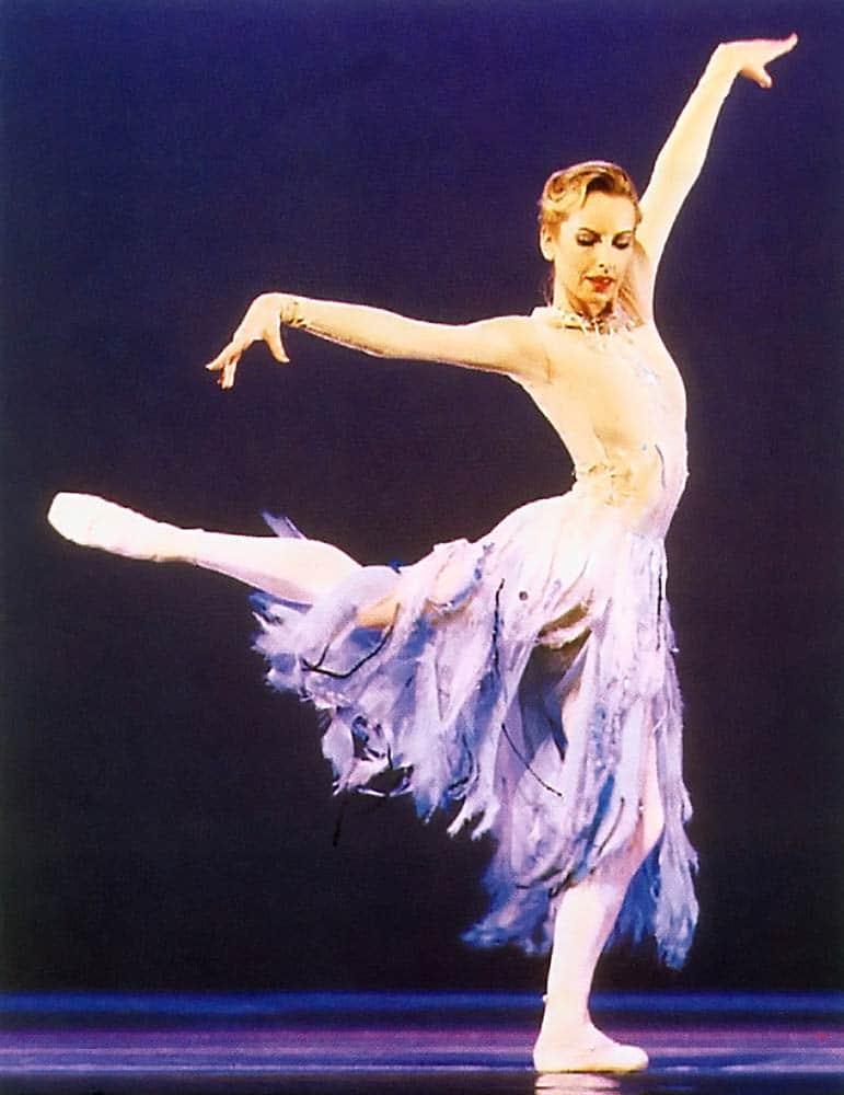 Michelle White: Scheherazade ACT 1, 1990