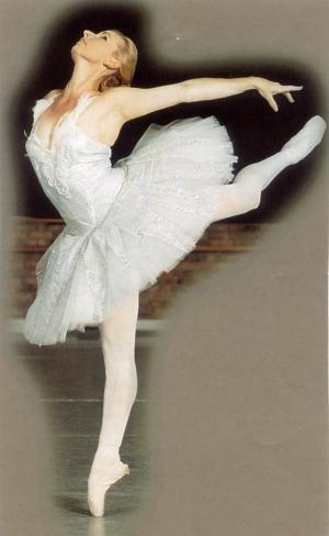 Michelle White: Swan Lake, 1999