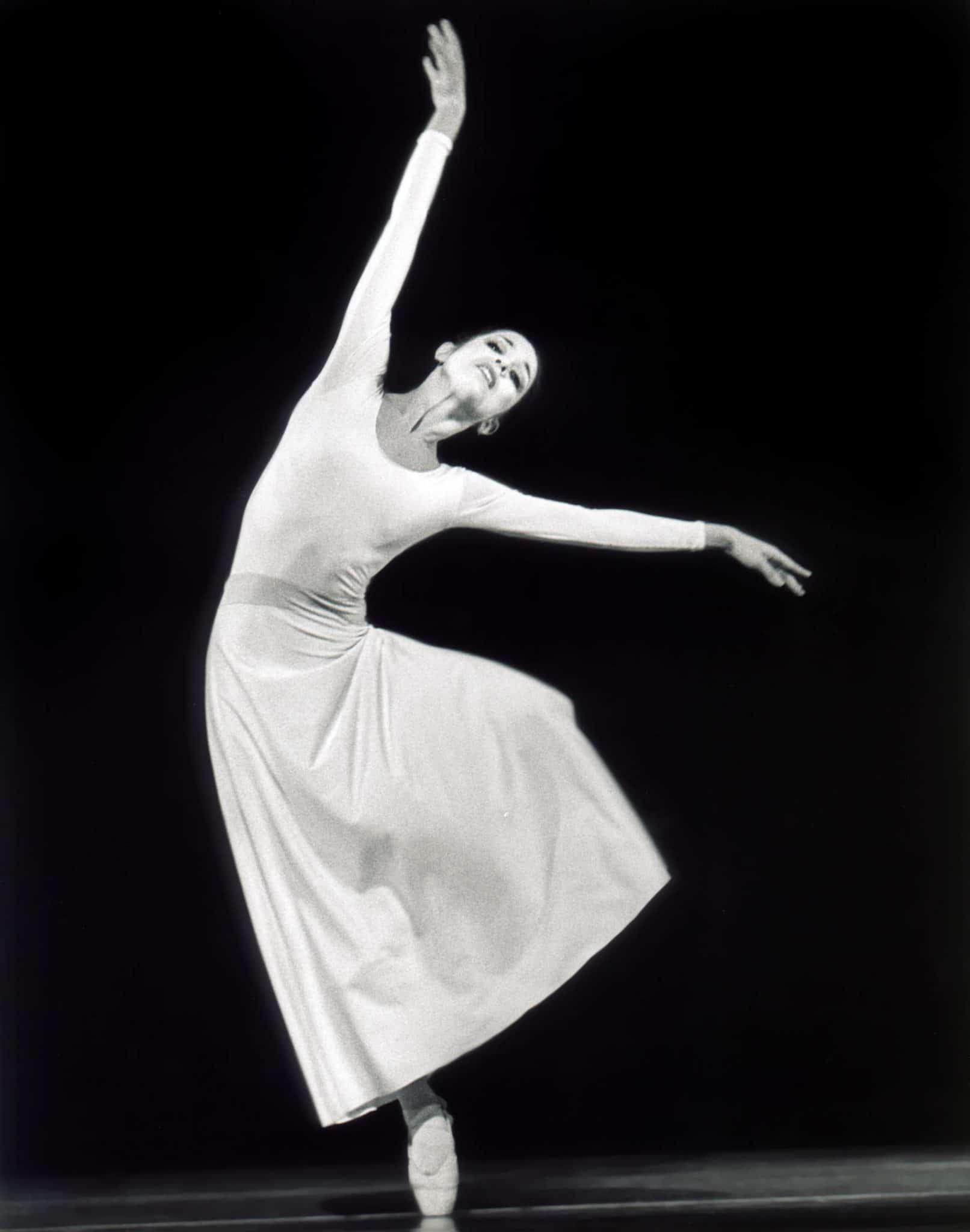 Rosetta Cook in Carmina Burana choreography Jacqui Carroll, Qld Ballet