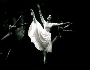 Rosetta Cook: Giselle ACT 1, 1985, QLD Ballet
