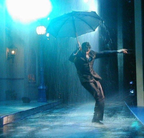 Dale Pengelly in Singing In The Rain