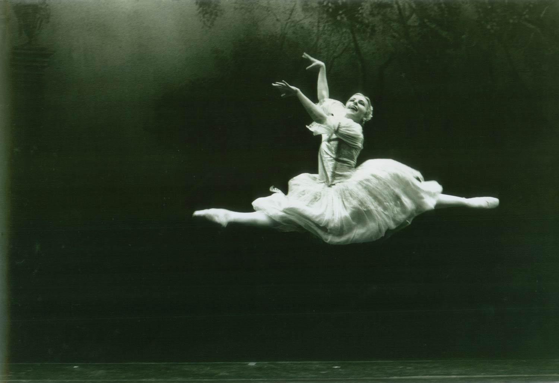 Michelle White: Swan Lake, London City Ballet, 1986