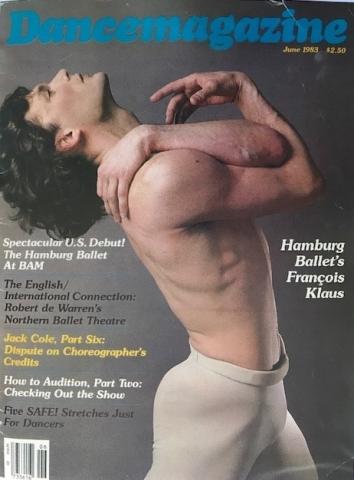 Francois Klaus Francois Klaus DanceMagazine